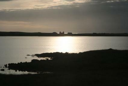 South Uist Sunset - by Blues