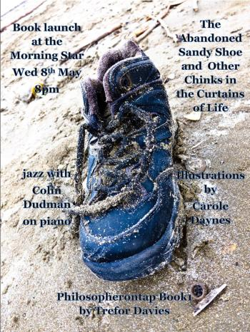 Abandoned Sandy Shoe