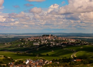 Sancerre, my home away from my home away from home.
