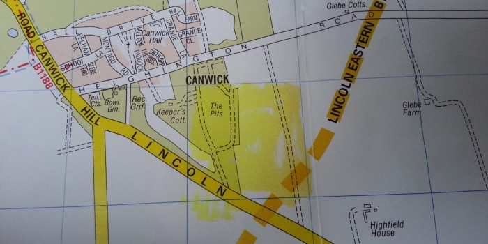 Lincoln A2Z R14 – Canwick Pits