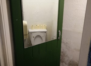 The gents toilet at the West End Tap
