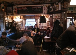Sunday afternoon at the Strugglers