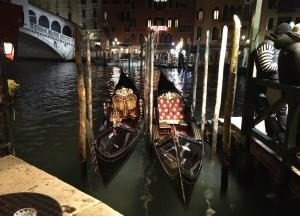 Venezia 8th Jan – gondolas
