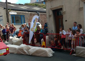 IoM Day 11 – Water Slide and Soap Box Derby