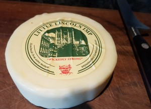 Little Lincoln Imp Cheese and other musings
