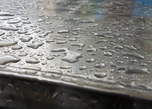 first rain in 5 months