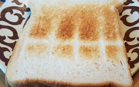 unwanted toast