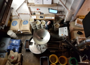 Coffee Roasting – a bird's eye view