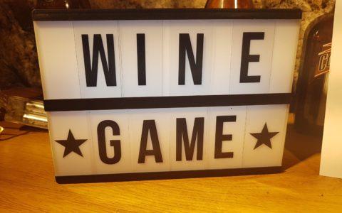 wine game