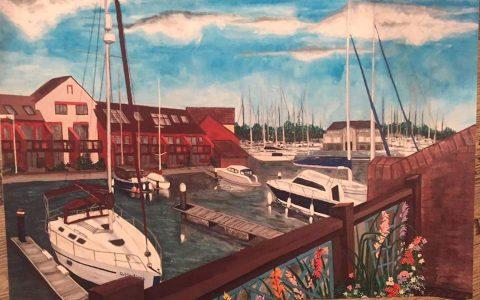 port solent marina